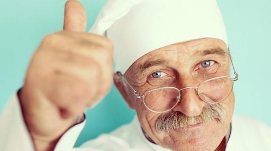 Професионален готвач