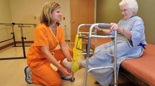 Рехабилитация в домашни условия