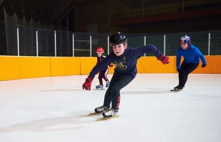 Фигурно пързаляне за деца с увреждания