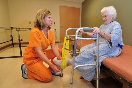 Kога е необходима рехабилитация в домашни условия